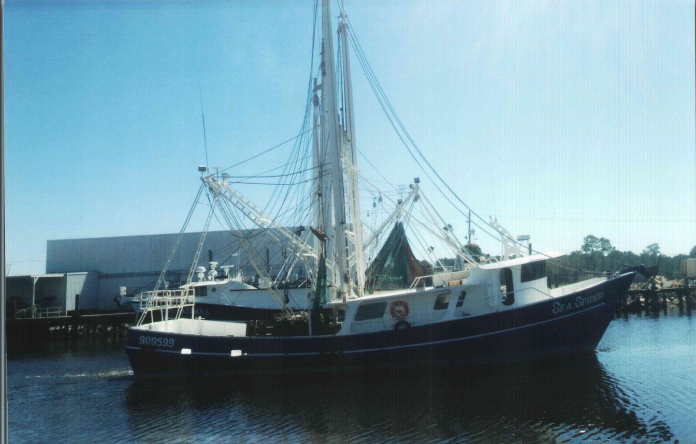 University of West Florida Graduate Hong Potomski, family's shrimp boat