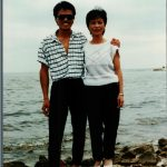 University of West Florida Graduate Hong Potomski, immigrant parents 80s style