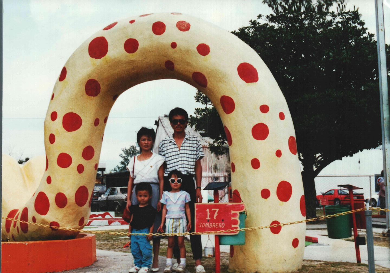 University of West Florida Graduate Hong Potomski, family in west pensacola fl