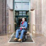 University of West Florida Graduate, Dr. Harding, disability advocate