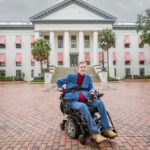 UWF Alumni JR Harding disabilities advocate at FSU